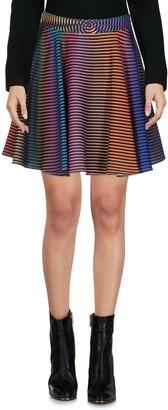 Jeremy Scott Mini skirts