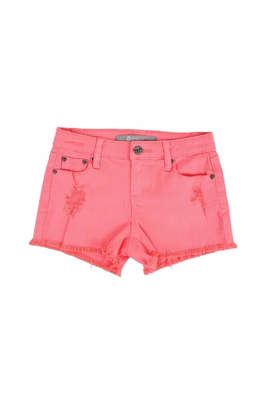 Tractr Super Frayed Shorts