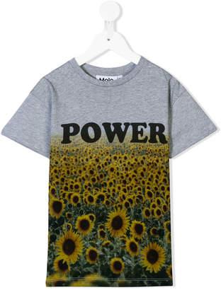 Molo sun print T-shirt