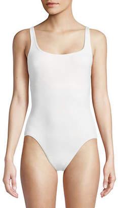 MICHAEL Michael Kors One-Piece Lace-Up Swimsuit