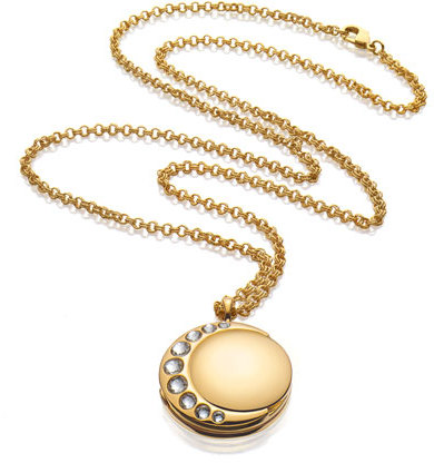 Estee Lauder Limited Edition Modern Muse Moon Dream Necklace