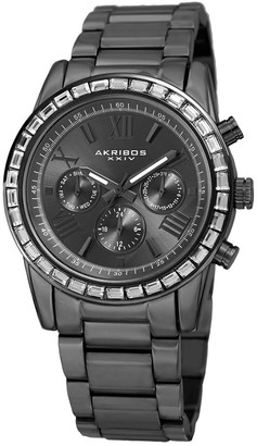 Akribos XXIV Women's Alloy Bracelet Watch