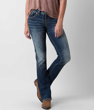 Silver Suki Boot Stretch Jean $89 thestylecure.com