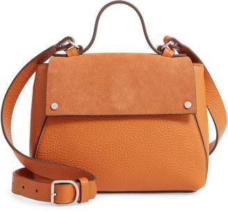 Treasure & Bond Mini Skyler Leather Satchel