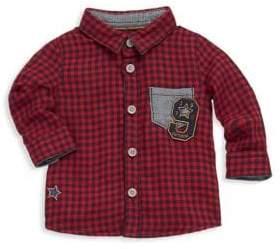 Catimini Boy's Checkered Shirt