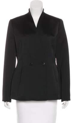By Malene Birger Structured Double-Breasted Blazer