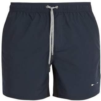 The Upside Ultra Run Drawstring Shorts - Mens - Ink
