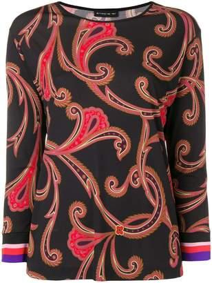 Etro patterned blouse