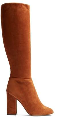 Tabitha Simmons Sophie knee-high suede boots