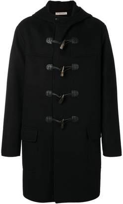 Bottega Veneta cashmere Mongomery coat