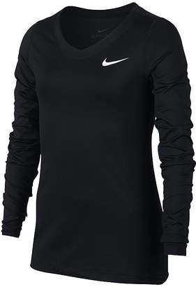 Nike Long Sleeve Thermal Top - Big Kid Girls