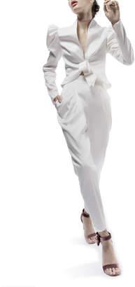 Elizabeth Fillmore The Eddy Wedding Suit