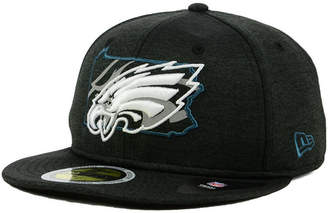 pretty nice 24b75 58e99 New Era Philadelphia Eagles State Flag Reflective 59FIFTY Fitted Cap