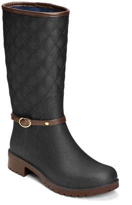 Aerosoles Martha Stewart Cross River Rain Boots Women Shoes