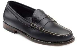 G.H. Bass Larson Leather Penny Loafers