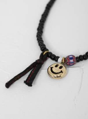 Smile Necklace Black