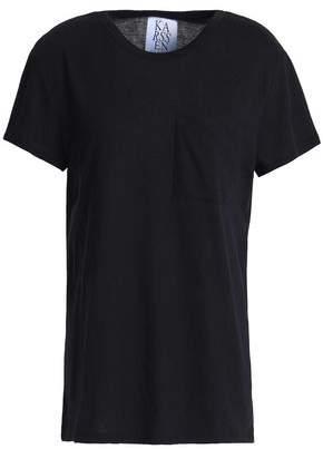 Zoe Karssen Cotton-Blend Jersey T-Shirt