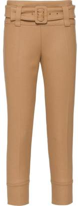 Prada stretch trousers