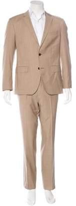 HUGO BOSS Boss by Wool Two-Piece Suit