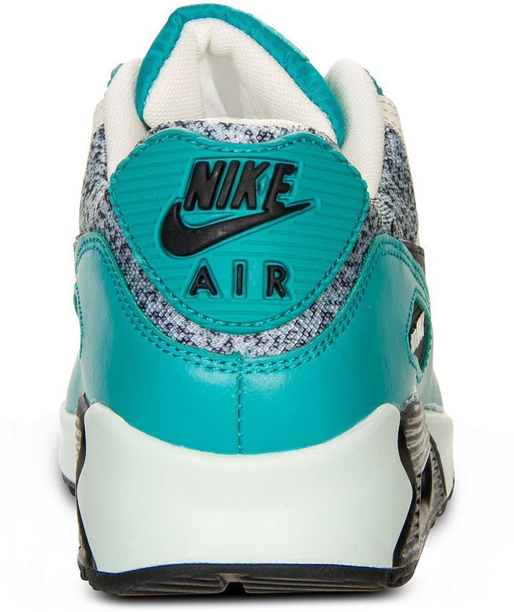 Nike Women's Air Max 90 Running Sneakers from Finish Line