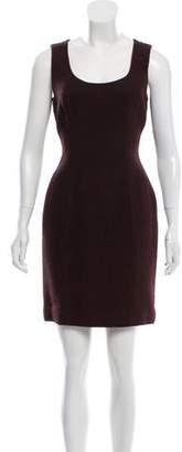 Kenzo Wool Mini Dress