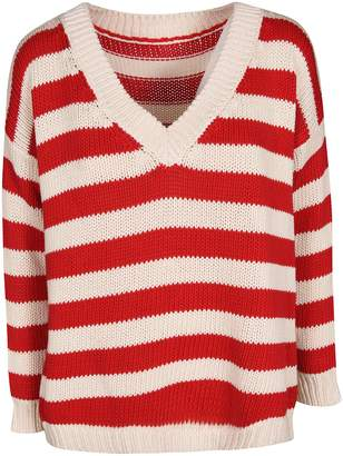 Red And White Striped Sweater - ShopStyle 276ca600f