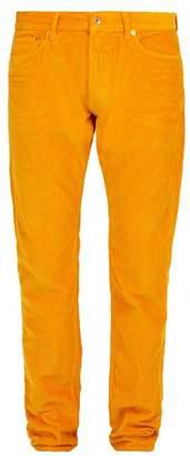 President's - Icarus Corduroy Trousers - Mens - Yellow