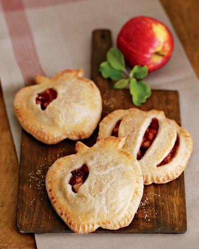 Apple and Pumpkin Pocket Pie Molds
