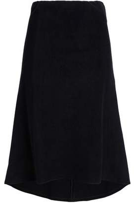 James Perse Fluted Jersey Skirt