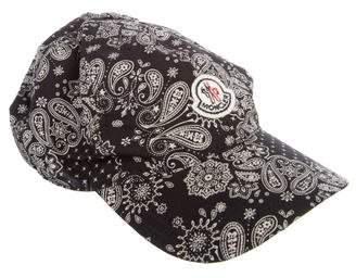 Moncler Paisley Print Hat
