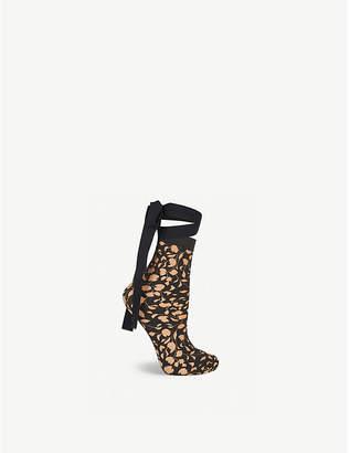 Wolford Amelia stretch-nylon socks