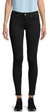 Paige Verdugo Raw Hem Ankle Jeans