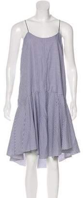Tibi Striped Midi Dress