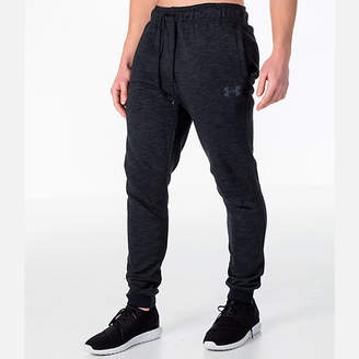 Under Armour Men's Baseline Tapered Jogger Pants