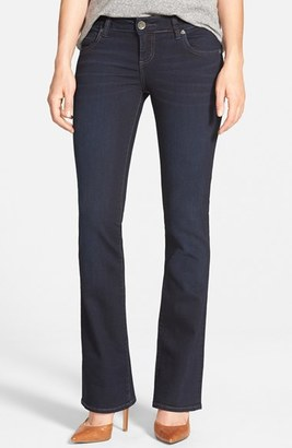 Women's Kut From The Kloth 'Natalie' Stretch Bootcut Jeans $89 thestylecure.com