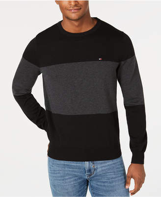 Tommy Hilfiger Men's Colorblocked Sweater