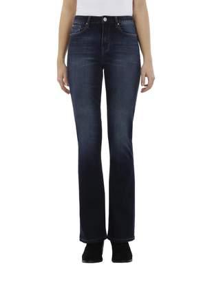 Jeanswest Lameika High Waisted Slim Flare Jeans