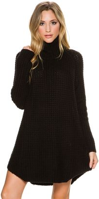Element Eleventh Sweater Dress $69.95 thestylecure.com