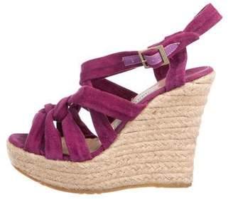 Purple Wedges Shopstyle