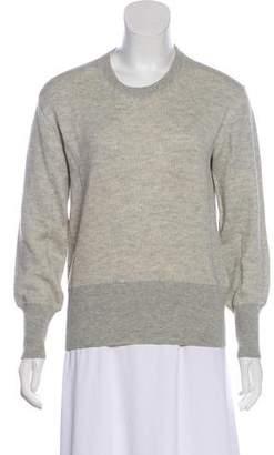 Burberry Crew Neck Long Sleeve Sweatshirt