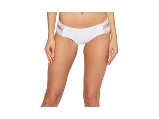 Becca by Rebecca Virtue Captured Hipster Pant Bottoms Women's Swimwear