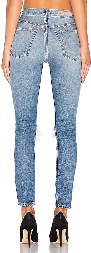 GRLFRND Karolina High-Rise Skinny Jean 3