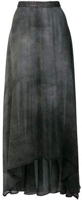 Ilaria Nistri high-low skirt
