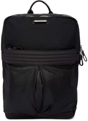 Diesel Black M Proof Backpack
