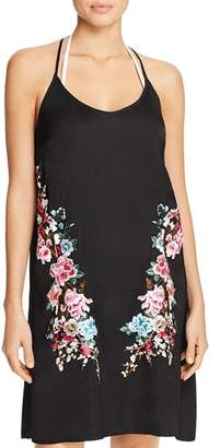 Lucky Brand Zen Garden Cover-Up Dress