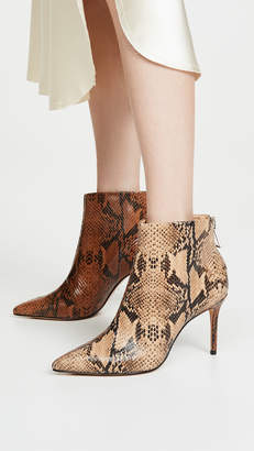 Schutz Avory Point Toe Booties