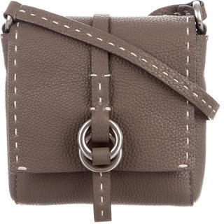 MICHAEL Michael Kors Michael Kors Pebbled Leather Crossbody Bag
