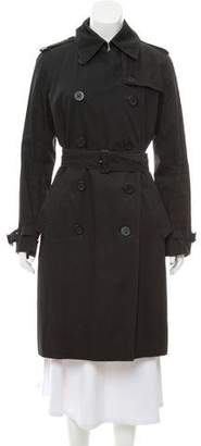 Burberry Long Trench Coat