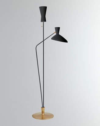 AERIN Austen Large Dual Function Floor Lamp