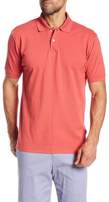 Bills Khakis Supima Pique Red Polo Shirt